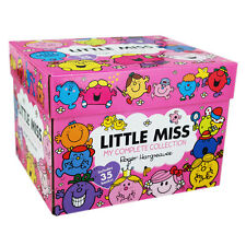 Little Miss Complete Collection 35 Books Box Set by Roger Hargreaves