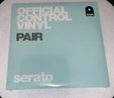 "7"" Serato Standard Colors - GLOW IN THE DARK (Pair) Control Vinyl"