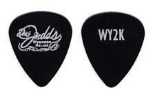 The Judds Black WY2K Guitar Pick - Wynonna Naomi - 2000 Tour