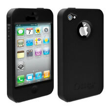 Original Nuevo Otterbox Impact Funda Para Iphone 4 En Color Negro