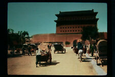 Hand Colored Glass Lantern Slide Image photo Of China Circa 1920 #31