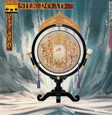 Silk Road-1980-Kitaro-Original Soundtrack-12 Track-CD