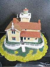 Danbury Mint 1993 East Brother Light Station Lighthouse