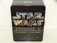 Star Wars Episode V ESB LUKE, HAN, CHEWBACCA, SNOWTROOPER Commemorative Tin