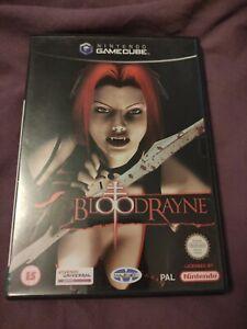 BloodRayne (Nintendo GameCube, 2003) [PAL]