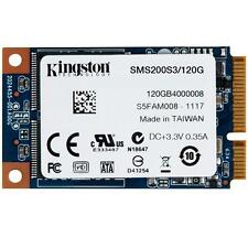 Kingston 120G SSDNow Internal SSD mSATA Solid State Drive MLC 120GB for Computer