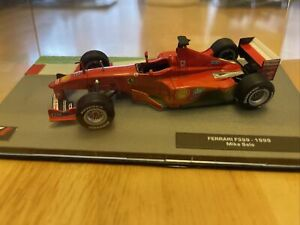Formula 1 The Car Collection Ferrari F399 as Driven by Mika Salo Item 33