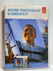 Adobe Photoshop Elements 9 Win/Mac 91025038 91025042