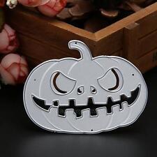 Halloween Pumpkin Cutting Dies Stencil DIY Scrapbooking Album Paper Card Crafts