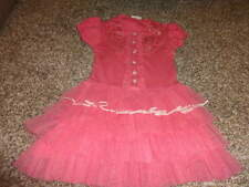 BOUTIQUE MIM-PI 92 2 YR PINK TULLE DRESS