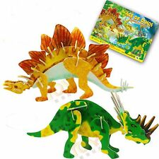 New 3D puzzle dinosaur  good for gift