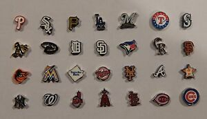 Authentic Origami Owl MLB Baseball Charms - NEW