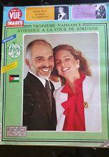 b)Point de Vue 29/10/1982; Diana dicte la mode d'Angleterre/ Naissance Jordanie