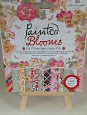Dovecraft Premium Painted Blooms - 6x6 Paper Pad