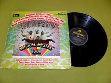 """The Beatles Magical Mystery Tour RARE 1967 Israel 1st Press """"IS"""" YB Green Sleeve"""
