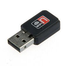 Mini Clé USB Récepteur Sans Fil Wi-Fi 802.11n/g/b Adaptateur Dongle 150Mbps