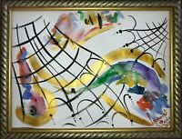 Margarita Bonke Malerei PAINTING art Bild erotica erotika akt abstract aquarell