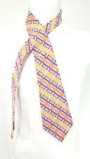 1970s Wembley Necktie Wide Polyester Tie Vintage