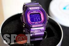 Casio Baby G Metallic Colors Ladies Watch BG-5600SA-6