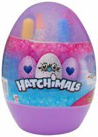NEW Large Hatchimals Craft Egg - Purple