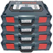 * 4 Stück * Bosch Maschinenkoffer L-Boxx Gr. 1 Sortimo 102 2608438691 Lbox Größe