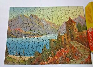 VINTAGE TUCO PUZZLE (TYROLIAN WATERS) COMPLETE 200+ Pieces