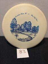 Innova Champion Disc Rare Disc Circular Skies '89 Disc Golf Tour Vintage
