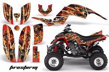 AMR Racing Yamaha Raptor660 Graphic Kit Wrap Quad Decals ATV 2001-2005 FRSTRM R