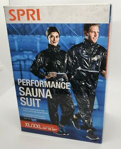 SPRI XL-XXL Heavy-Duty Performance Sauna Suit NEW IN BOX! - FREE FAST SHIPPING!