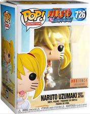 FUNKO POP! NARUTO #726 SHIPPUDEN SEXY JUTSU BOX LUNCH EXCLUSIVE