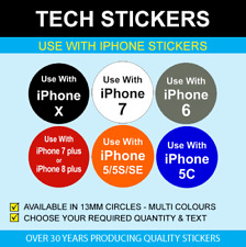 Use With iPhone Sticker