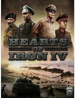 Hearts of Iron (IV) 4: Cadet Edition Region Free PC Steam Key - Global