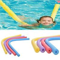 Fun Swimming Pool Floating Water Hollow Noodle Kids Child Adult Float Swim Aid