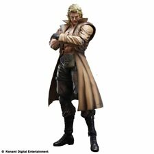 Square Enix METAL GEAR SOLID PLAY ARTS KAI Liquid Snake Japan version