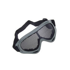 Hunting Airsoft Tactical Eyes Protection Metal Mesh Pinhole Glasses Goggle