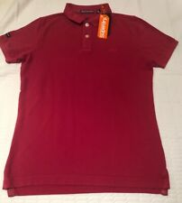 Superdry Polo Shirt Pink Size L 40""