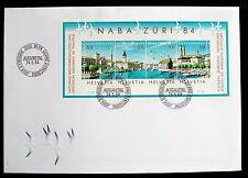 Fancy Cancel Swiss Stamps
