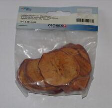 ca 30 gr Apfelscheiben getrocknet*Durchmesser etwa 60 mm