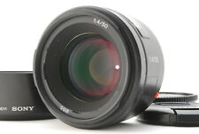【Excellent】Sony Alpha SAL50F14 50mm f/1.4 AF Lens for A Mount from Japan (60-E1)