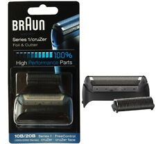 Braun 10B / 20B Replacement Foil and Cutter Pack 1000 1735 Z50 Z30