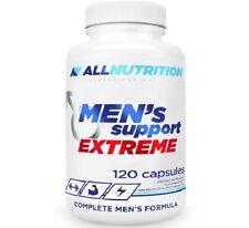 Men's Support Extreme 120 Caps DAA Tribulus Terrestris Testosterone Booster