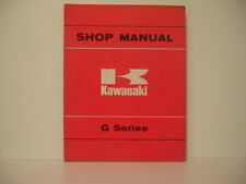 manuel atelier shop manual KAWASAKI series G  G5 G5A G5B G5C G7S G7T