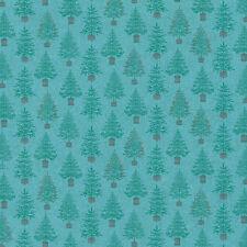 "CHRISTMAS Scrapbook Paper 12"" Cheer Perfect Tree 23p Vintage Victorian Memory"