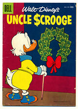 Walt Disney's Uncle Scrooge #16 (Dell) VG3.9