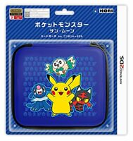HORI Pocket Monsters Sun Moon Hard Pouch Nintendo 2DS Pokemon Game Cover Case