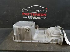 2008 KIA SPECTRA OIL PAN 2.0L