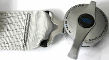 NRG Universal Racing Seat Belt for Harness Bar 5PTS SFI APPROVED SILVER