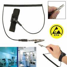 static ESD Adjustable Straps Grounding Antistatic Wrist Bracelets Tool Z0P7