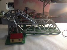 O SCALE  Lionel #313 Bascule Bridge -NO BOX- GOOD SHAPE- P250