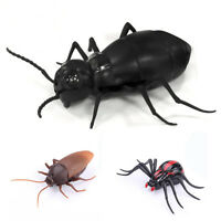Infrared Remote Control Mock Fake Ants/ Cockroaches /Spiders RC Toy for Kid Best